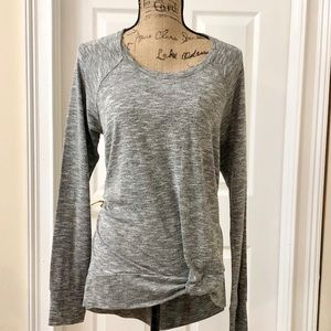 Juicy Couture knot front top